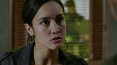 La Caza. Monteperdido - Sara descubre que Simón era el carcelero
