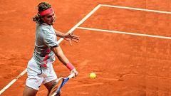 Tenis - ATP Mutua Madrid Open: S. Tsitsipas - F. Verdasco