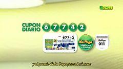 Sorteo ONCE - 09/05/19