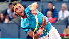 Tenis - ATP Mutua Madrid Open: F. Tiafoe - R. Nadal