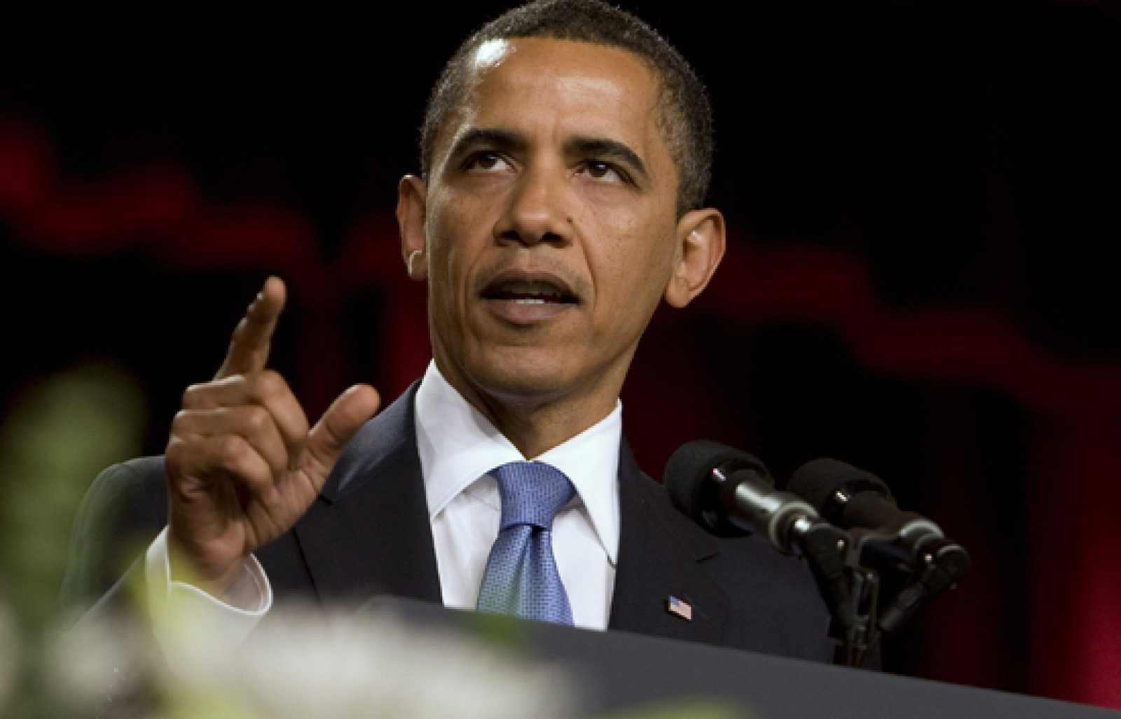 Discurso íntegro del Obama en El Cairo, donde ha tendido la mano al mundo musulmán.