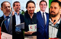 Los candidatos arrancan la campaña de las elecciones autonómicas, municipales y europeas