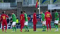 Fútbol - Campeonato de Europa sub17 Masculino: Irlanda - Bélgica