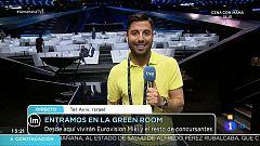 La Mañana - La Green Room, preparada para la primera semifinal de Eurovisión 2019