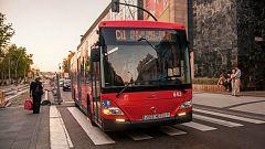 La Mañana - Un conductor de autobús salva a una mujer de morir degollada