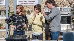 Marta, Victor y Sofía: menú de boda en MasterChef