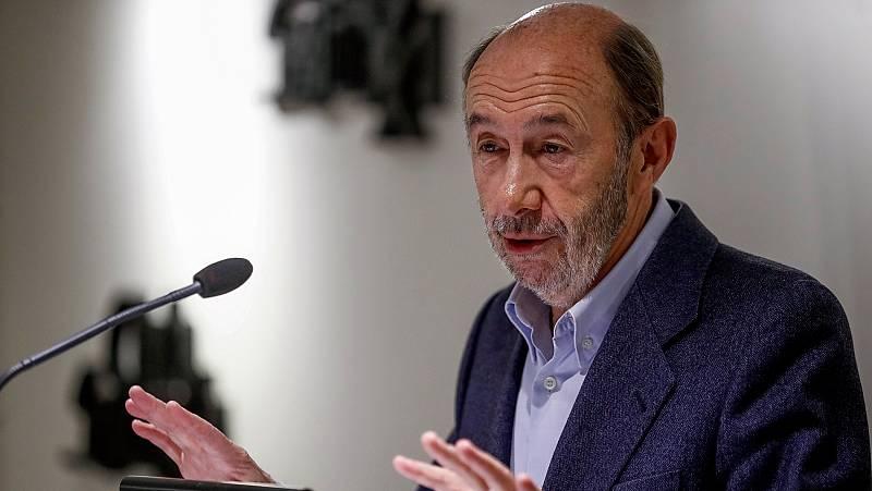 Rubalcaba, un histórico del PSOE decisivo durante dos gobiernos - vídeo con intérprete de signos