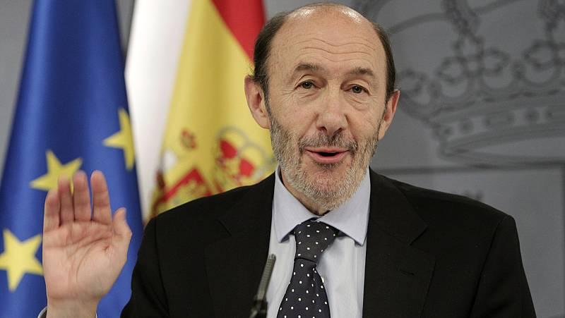 Muere Alfredo Pérez Rubalcaba, un histórico del PSOE con vocación de profesor