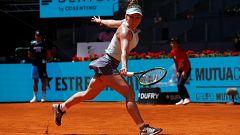 Tenis - WTA Mutua Madrid Open 1ª Semifinal: B. Bencic - S. Halep