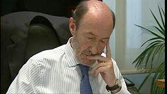 Avance informativo - Muere Alfredo Pérez Rubalcaba