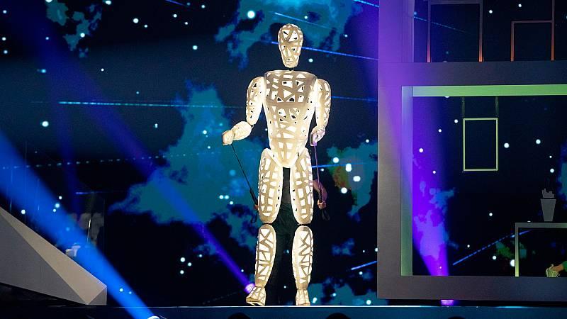 "Eurovisión 2019 - Paco: la 'marioneta' de ""La venda"""