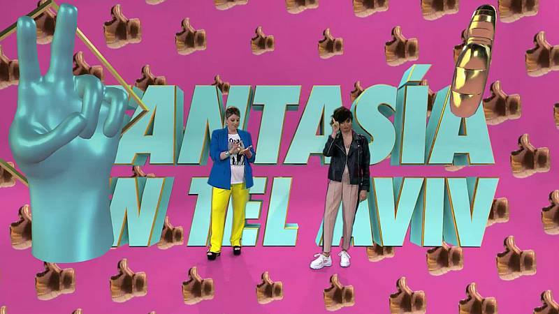 Eurovisión 2019 - 'Fantasía en Tel Aviv', el programa previo de Eurovisión en RTVE.es