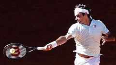 Tenis - ATP Mutua Madrid Open. 1/4 Final: R. Federer - D. Thiem