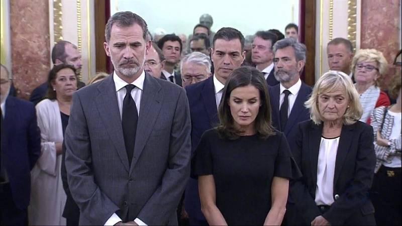 Especial informativo - Capilla ardiente de Alfredo Pérez Rubalcaba - ver ahora