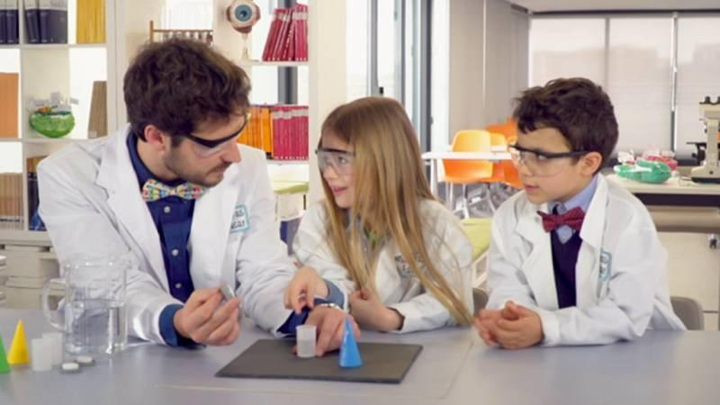 Maneras de educar - Colegio Garcilaso de la Vega, Toledo - ver ahora