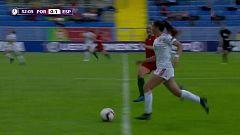 Fútbol - Campeonato de Europa sub17 Femenino: Portugal - España