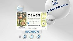 Lotería viajera - 11/05/19