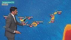 El tiempo en Canarias - 11/05/2019