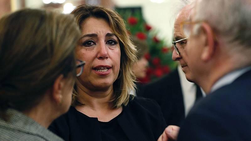 """La familia socialista despide a Alfredo Pérez Rubalcaba, """"maestro"""" y """"amigo"""""""