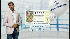 Lotería Nacional - 11/05/19
