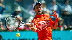 Tenis - ATP Mutua Madrid Open 1ª Semifinal: N. Djokovic - D. Thiem