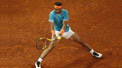 Tenis - ATP Mutua Madrid Open 2ª Semifinal: R. Nadal - S. Tsitsipas