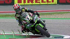 Motociclismo - Campeonato del Mundo Superbike 2019. WSBK 1ª Carrera
