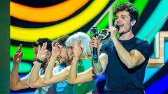 Eurovisión 2019 - Segundo ensayo completo de Miki en Tel Aviv