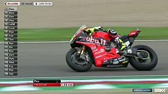 Motociclismo - Campeonato del Mundo Superbike 2019. Superpole Race, prueba Italia