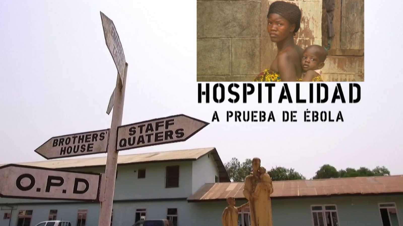 Pueblo de Dios - Hospitalidad a prueba de Ébola (Sierra Leona 1) - ver ahora