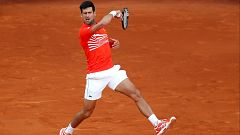 Tenis - ATP Mutua Madrid Open. Final: N. Djokovic - S. Tsitsipas