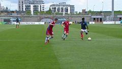 Fútbol - Campeonato de Europa sub17 Masculino 1/4 Final: Francia - Rep. Checa