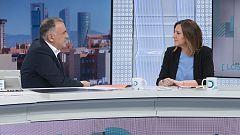 Los desayunos de TVE - María José Catalá, candidata del Partido Popular a la alcaldía de Valencia