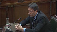 """El director del Gabinete Jurídico niega la malversación: """"No se aprecia ningún perjuicio para el erario público"""""""
