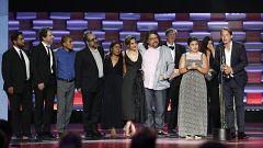 'Roma', de Alfonso Cuarón, triunfa en los Premios Platino 2019