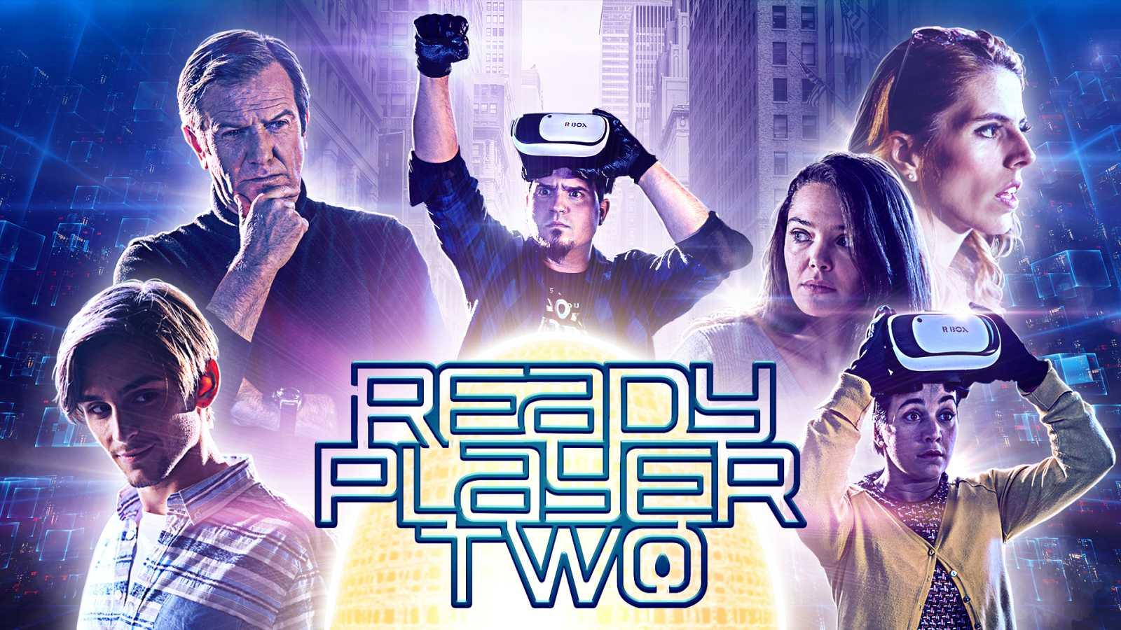 Neverfilms - Mira ya 'Ready Player Two'