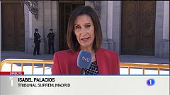 Declara Mireia Boya en el judici del procés