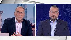 Los desayunos de TVE - Adrián Barbón, candidato del PSOE a la Presidencia del Principado de Asturias