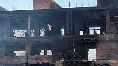 Un programa de TVE ya mostró las condiciones del edificio incendiado en Ibiza