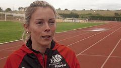 Mujer y deporte - Atletismo: Tania Carretero