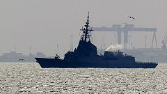 Robles justifica la retirada de la fragata española porque EE.UU. ha cambiado la misión prevista