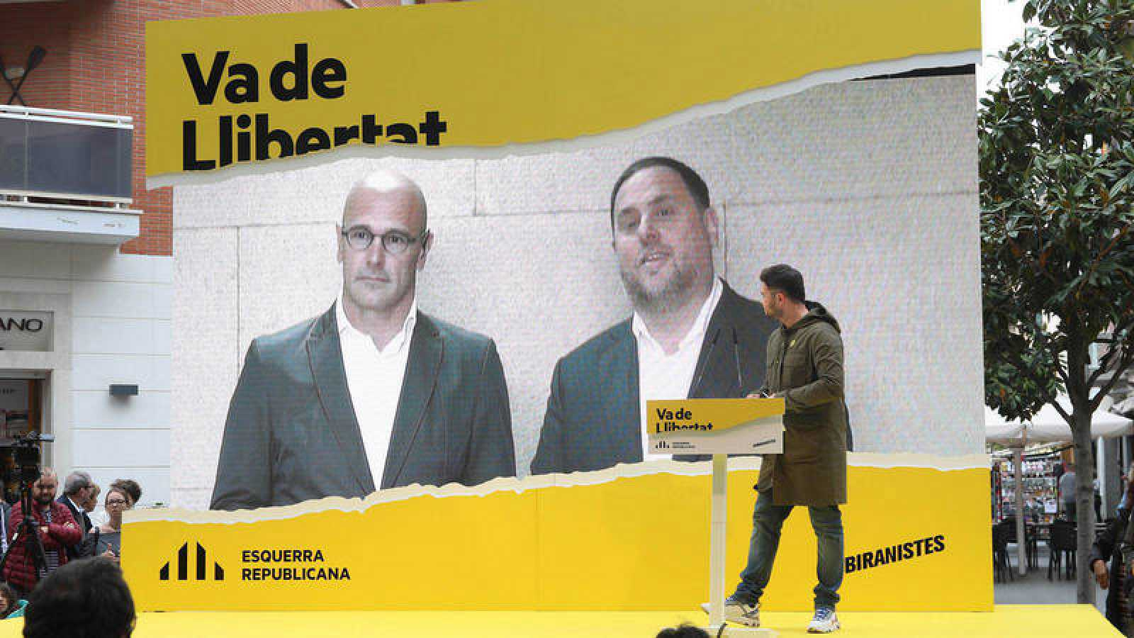 El Supremo permite a Junqueras y otros cuatro presos electos ir a la constitución de las Cortes