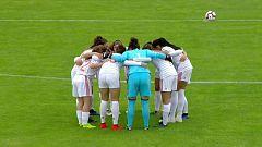 Fútbol - Campeonato de Europa sub17 Femenino 2ª Semifinal: España-Holanda