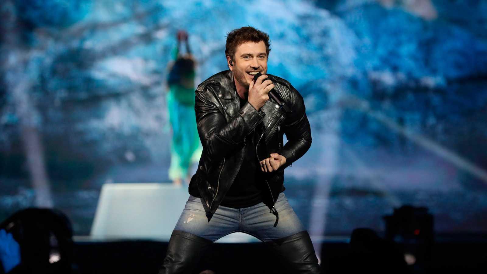 """Eurovisión 2019 - Finlandia: Darude feat. Sebastian Rejman canta """"Look away"""" en la primera semifinal"""