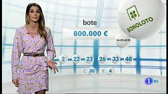 Bonoloto + EuroMillones - 14/05/19