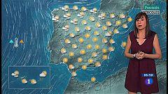 Hoy, temperaturas diurnas en ascenso, más acusado en el sureste peninsular