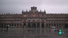 Página Dos - El reportaje - Mapa literario de Salamanca