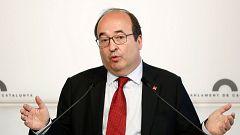 """Iceta califica de """"aberración democrática"""" el rechazo a su designación como senador autonómico"""