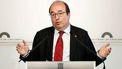 ERC confirma que vetará la designación de Iceta como senador autonómico