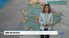 El Tiempo en Extremadura - 15/05/19